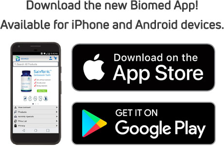 Download the Biomed App