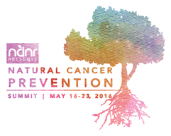 The Natural Cancer Prevention Summit Free online May 16-23, 2016