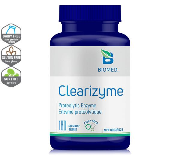 Clearizyme 180 Capsules Flexizyme