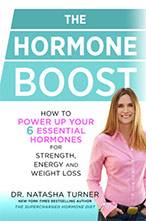 The Hormone Boost by Dr. Natasha Turner
