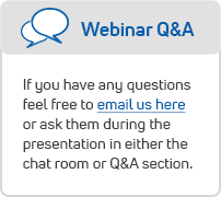Webinar Questions & Answers