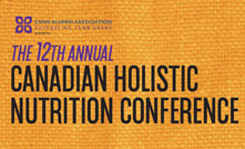 Canadian Holistic Nutrition Conference 2019