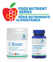 Food Nutrient Series