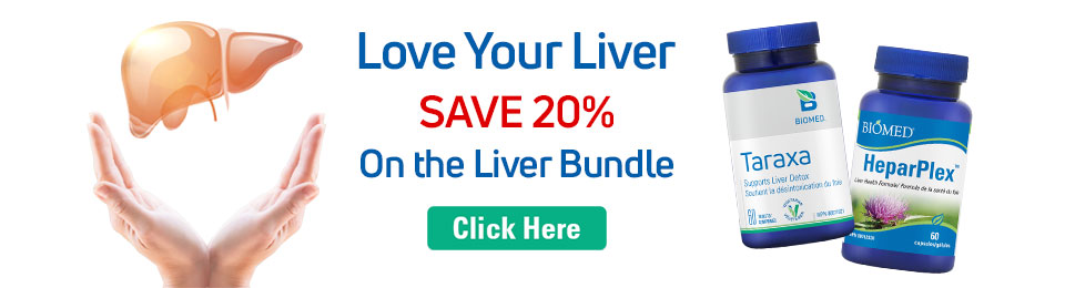 Save 20% on the Love Your Liver Bundle