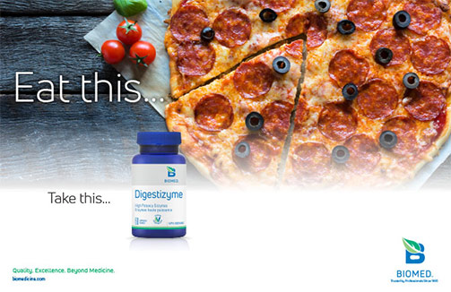 Digestizyme Poster