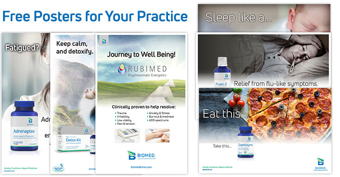 Free Posters for Your Practice