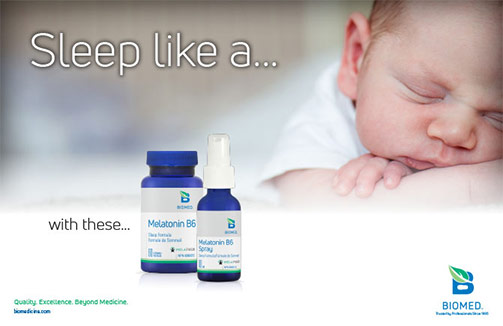 Melatonin Poster