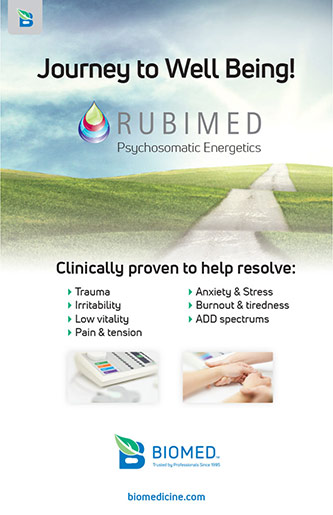Rubimed Poster