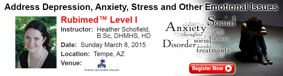 Address Depression, Anxiety, Stress and Other Emotional Issues